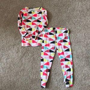 Geometric 24M Pajamas